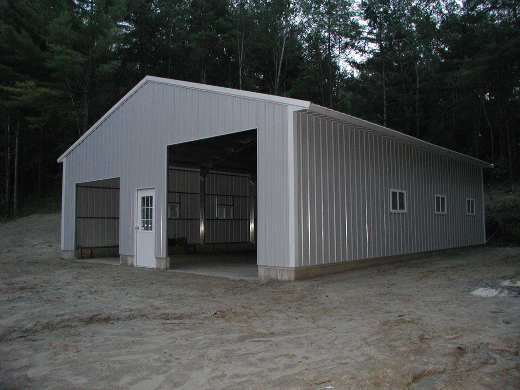 Steel buildings garages shops carpots rv covers and Rv buildings garages